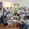 BUENOS AIRES, ARGENTINA — Com muita alegria, as famílias participam do 16º Fórum Internacional dos Soldadinhos de Deus, da LBV.