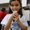 BRASÍLIA, DF —NaReligião deDeus, doCristoe do Espírito Santo, as crianças são carinhosamente chamadasde Soldadinhos de Deus.