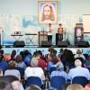 Americana/SP - O evento iniciou às 9h, na Igreja Ecumênica da Religião de Deus, do Cristo e do Espírito Santo, com a participação de jovens de várias iddes e cidades do interior paulista.