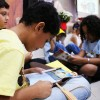 São José dos Campos, SP — As crianças participaram de diversas oficinas lúdicas. =D