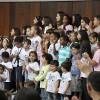 Brasilia, DF —Coral Ecumênico Infantil Boa Vontade interpreta