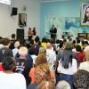 Americana, SP - As Rodas Espirituais e Culturais,da LBV - Etapa São Paulo Interior, foram coroadas com a Cruzada do Novo Mandamento de Jesus, Reunião da Comunhão com Deus. O momento foi conduzido pelo Ministro-Pregador Irmão Marco Dametto.