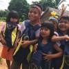 Rondonópolis, MT — A LBV acredita que é possível a construção de um mundo melhor por meio da educação. Por isso, a Instituição entregou, por meio da campanha Criança Nota 10!, centenas de Kits de materiais pedagógicos a meninas e meninos em diversas aldeias indígenas.