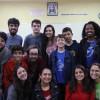 São Paulo, SP - Jovens de todas as idades participam da Oficina de Comunicação, que abordou o tema