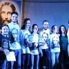 CURITIBA,PR – A Banda Guardiães conquistou o terceiro lugar no Festival Internacional de Música, da LBV.