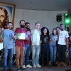 CURITIBA,PR –O músico Legionário Francisco Gabriel conquistou o segundolugar naEpata Sul do Festival Internacional de musica, da LBV.