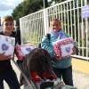 Pelotas, RS — Campanha Diga Sim! beneficia milhares de famílias com a entrega de cobertores aquecendo este inverno tão forte do RS.