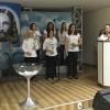 Goiânia, GO—O Coral Comunitário Nair Torres, composto em sua maioria por vozes de aguerridas mulheres Legionárias, é outro exemplo da dedicação.