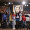 São Paulo, SP - A Banda Nação Divina ficou em 3º lugar no Festival Internacional de Música, da LBV.