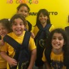 Ribeirão Preto/SP - Feliz da vida, crianças agradecem os kits pedagógicos recebidos da LBV!