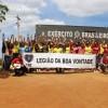 Irauçuba, CE — Com o apoio do Exército e de voluntários, a Legião da Boa Vontade percorreu 150 km até Irauçuba, sertão do Ceará, para a entrega das cestas de alimento à famílias em situação de vulnerabilidade social.