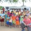 Irauçuba, CE — Crianças da comunidade de São Joaquim receberam um kit especial durante a entrega das cestas e participaram de atividades lúdicas com os educadores sociais da Entidade.