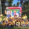 Mogi das Cruzes SP, — Em Mogi das Cruzes era só felicidade! Olha só a alegria dessas crianças recebendo os Kits Pedagógicos da LBV!