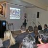 Glorinha, RS — Jovens de todas as idades da região Sul participam das Rodas Espirituais e Culturais da LBV na Oficina de Sonoplastia.