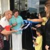 Manaus, AM — No dia da abertura do 17º Fórum Internacional dos Soldadinhos de Deus, da LBV, foi inaugurada as novas instalações da Igreja Ecumênica da Religião de Deus, do Cristo e do Espírito Santo. ♥