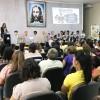 Manaus, AM — As famílias acompanharam a abertura do 17º Fórum Internacional dos Soldadinhos de Deus, da LBV.