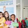 Porto Alegre, RS —O Fórum é uma das tantas demonstrações da preocupação que a LBV tem com o bem-estar físico, moral e espiritual dos pequenos.