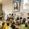 Manaus, AM — Atividades conduzidas pelos Soldadinhos de Deus, da LBV, foram realizadas na nova edição do Fórum Infantil da Legião da Boa Vontade em parceria com a Religião de Deus, do Cristo e do Espírito Santo. =)
