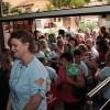 Porto Alegre, RS — Vista parcial dos Cristãos do Novo Mandamento de Jesus nas novas instalações da Religião Divina.