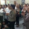 Santo André, SP—Parte do público que acompanhou a inauguração do novo ambiente destinado à atuação das Mulheres Legionárias.
