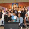 Glorinha, RS —No Festival Internacional de Música, da LBV, o 1° lugar ficou com a Banda da Juventude Legionária de Florianópolis, SC.