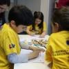 Porto, Portugal — Crianças participam deatividades sobre o tema escolhido por elas para esta edição: