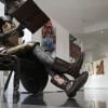 Com curadoria do artista plástico Gersion de Castro e apoio do Ateliê Cultural Cactus, 44 artistas que dominam a arte de rua vão transpor as portas da Galeria de Arte do Templo da Boa Vontade. \o/