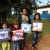 Ponta Porã, MS - Nomunicípio, a LBVbeneficioumais de 350 famílias da comunidade Altos da Glória (conhecida como Brejinho).