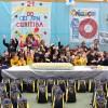 Curitiba,PR – A escola da LBV completou 21 anos neste mês de fevereiro e quem recebeu o presente foram as crianças atendidas, que foram beneficiadas com a entrega de kits pedagógicos para o ano letivo.