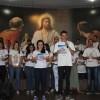RIO DE JANEIRO, RJ — Juventude Ecumênica da Boa Vontade de Deus realiza o Juramento de Fidelidade àReligião do Amor Universal.