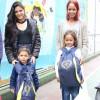 Curitiba, PR - Por intermédio dessa iniciativa, a LBV beneficia com kits de material pedagógico e conjuntos completos de uniformes crianças, adolescentes e jovens de famílias de baixa renda em todo o Brasil.