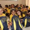 Joinville, SC: Em todo o Brasil, serão distribuídos mais de 22 mil kits pedagógicos, além de uniforme e todo o acompanhamento que meninas e meninos recebem durante o ano.