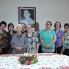 Porto Alegre, RS — Algumas das Diaconizas que atuam na Sala Nair Torres, da Igreja Ecumênica da Religião de Deus, do Cristo e do Espirito Santo.