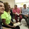 Porto Alegre, RS — Jovens de todas as idades participam da conclusão do 44ª edição do Fórum Internacional do Jovem Ecumênico da Boa Vontade de Deus.
