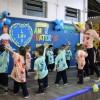 CURITIBA, PR —Dentre as apresentações culturais do dia, as crianças dançaram a música tema do 16º Fórum, intitulada: