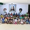Goiânia, GO — As crianças acompanharam a abertura do 17º Fórum Internacional dos Soldadinhos de Deus, da LBV. =D