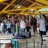 Glorinha, RS — Jovens de todas as idades da região Sul participam das Rodas Espirituais e Culturais da LBV na Oficina Grupo de Dança, o espaço deste ano foi para ensinar os Jovens a iniciarem um trabalho com o Grupo de Dança Boa Vontade, nas Igrejas Ecumênicas da Religião Divina, partindo de experiências bem-sucedidas de organizações locais da Juventude Legionária pelo Brasil.