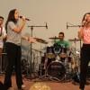 Brasília, DF - Amanda e Lucivane Araújo, de Manaus, AM, trazem sua apresentação no Festival Internacional de Música, da LBV.
