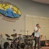 Brasília, DF - Egeziel Castro, de Goiânia, GO, durante apresentação no Festival Internacional de Música, da LBV.
