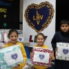 Joinville/SC: A LBV entrega cobertores a todas as crianças e famílias atendidas pelos programas socioeducacionais da Instituição, em Joinville.