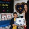 Joinville/SC: A Miss Mundo Joinville, Fernanda Souza, ficou agradecida por poder fazer parte desta iniciativa: