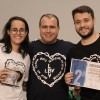 Brasília, DF - Lauane e Lucas Mariano ficaram em 2º lugar no Festival Internacional de Música, da LBV.