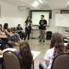 Brasília, DF - Jovens de todas as idades participam da Oficina de Comunicação, que abordou o tema