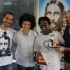Araruama, RJ - O Jovem Legionário Raphael Manoel, da cidade de Duque de Caxias, ficou em 1º lugar com a música
