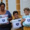 Londrina/PR -A LBVentregou mais de 3 mil cobertores a famílias em situação de pobreza que enfrentam as baixas temperaturas no Estado do Paraná.