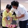 Porto Alegre, RS — Crianças até 10 anos e 11 meses participam da Cerimônia de Iniciação Moral e Espiritual.
