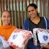 Ivaiporã, PR — Em Ivaiporãforam entregues cobertores a famílias de alunos da Rede Municipal de Educação.
