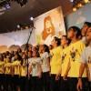 São Paulo, SP — Por meio das Músicas Legionárias, os Soldadinhos de Deus, da LBV, emocionaram as famílias. :)