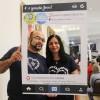 Brasília, DF —O eventopromoveu muita interatividade pelas redes sociais, os participantes registram os melhores momentos e muitas dessas fotos estão nas páginas da Religião Divina no Facebook e no Instagram.