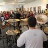 Brasília, DF — O Festival Internacional de Música, da LBV, reuniu vários estilosem uma tarde agradável. Mais do que isso, proclamou, por meio das notas musicais, a grandeza suprema de Jesus, o Profeta Divino.
